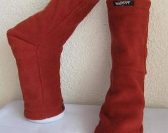 Women's Cushion Socks Bettsocken from Fleece - Uni