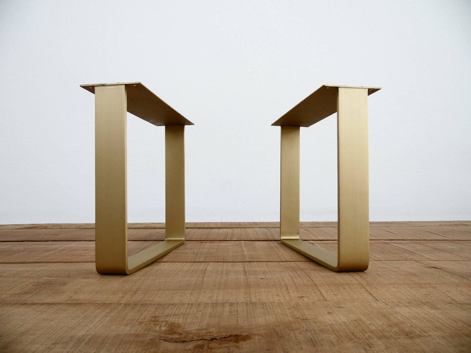 16 Flat Brass Table Legs Brass Table Legs Height