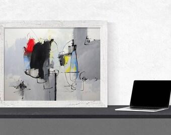 Abstract Kunst, Betaalbare kunst, Schone kunsten Kunstenaars, Kunst per stroming, Moderne meesters, Kunst 20e eeuw Expressionisme Posters