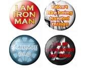 MCU/Avengers Iron Man 1&q...