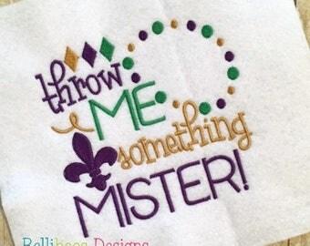 madri gras, beads embroidery, fleur de lis embroidery design, embroidery saying, embroidery design, machine embroidery