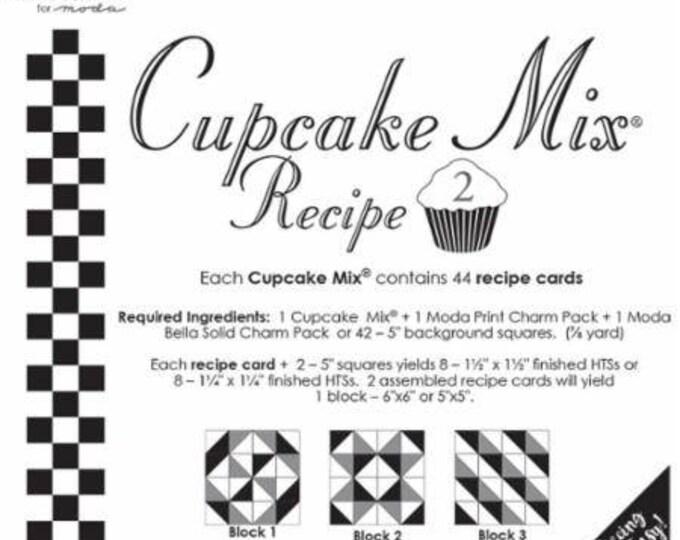 MODA Cupcake Mix Recipe 2