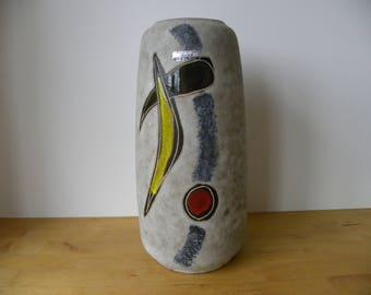 Scheurich midcentury vase 203-220 Heinz Siery