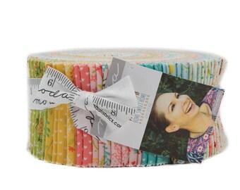 Home Sweet Home - Stacy Iest Hsu - Moda - 40 Strips - Jelly Roll - 20570JR