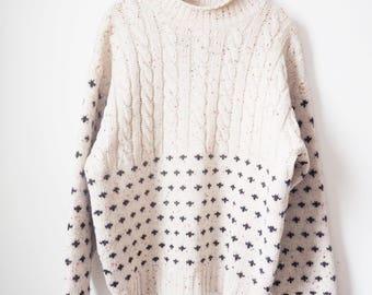 Vintage Perry Ellis sweater - 90's