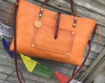 Chiapas Bag, made to order
