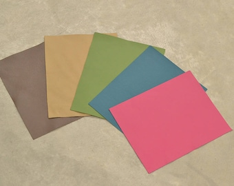 "Bold & Beachy Collection Sample Pack 8"" x 10"" Leather Cow Pre-Cut  2-4 ounces grainy  RA-58161 (Sec. 1,Shelf 3,A)"