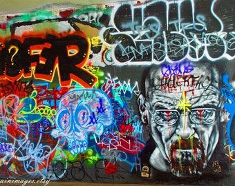 Urban Art, Graffiti Art, Street Art