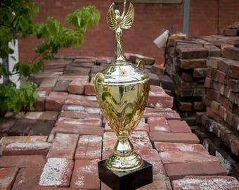 2nd Place Irish Dancing Trophy Vintage Decor