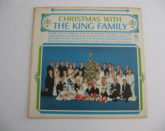 The King Family - Christmas With The King Family - Circa 1965