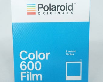 POLAROID 600 Color Instant Film fresh for your Polaroid Camera