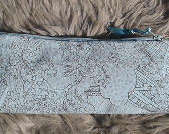 Vintage Kimono pencil case