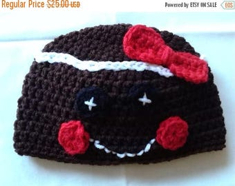 Clearance Gingerbread Woman Hat