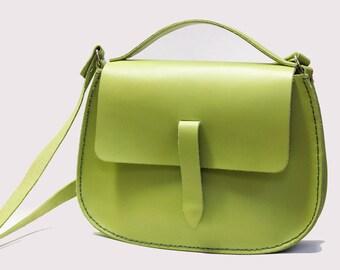 Leather bag Shoulder Bag Cross Body Bag Ladies shoulder Bag Handbag Leather Handbag