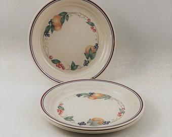 Corelle Abundance Salad Plates, Set of 4