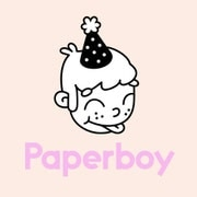 Modern Paper And Party Supplies By Paperboyparty On Etsy