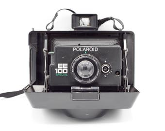 Polaroid Camera // EE100 Special // Film Tested // Working
