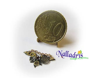 Miniature Steampunk bracelet