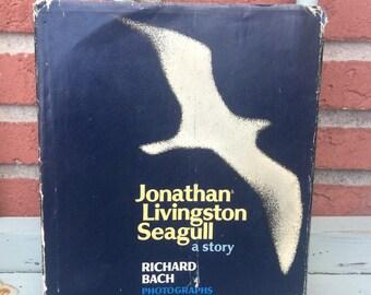 Jonathan Livingston Seagull a story , book by Richard Bach