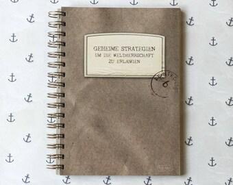 fat notebook - world domination