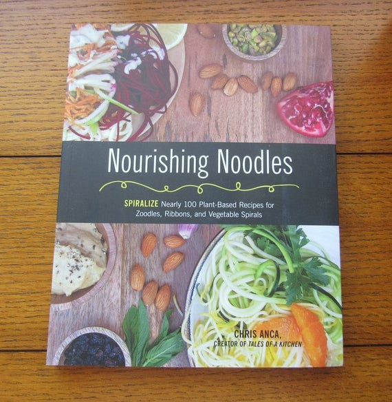 Nourishing Noodles Cook Book