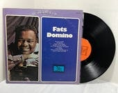 Fats Domino (self titled) vinyl record 1973 VG/VG+