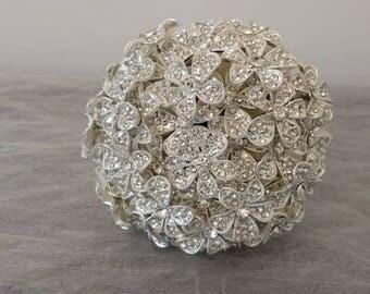 Flower girl Bouquet.....New Design...Stunning Mini Bouquet