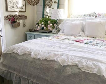 ruffled bed linens bed scarf ruffled bed cover bed scarf