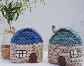 Crochet for decoration or play houses