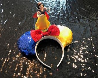 Snow White Inspired | Disney Ears