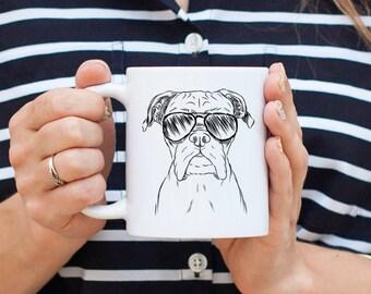 Axel the Boxer Mug