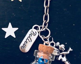 Tinkerbell Magic Fairy Sparkle Keyring