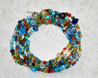 Boho  necklace or bracelet