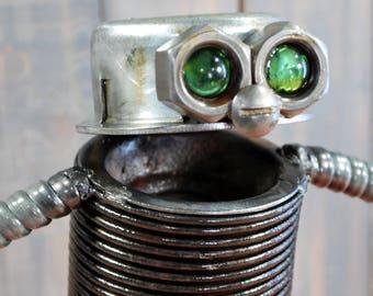 Springy Bot