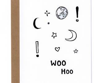 Woo Hoo! Card