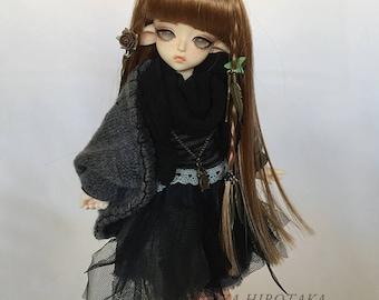 Little Witch Darkmori Girl Set for Yosd BJD
