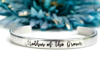 Mother Of The Groom Bracelet | Mother Of The Groom Gift From Bride | MOG Gift | Mother Of The Groom Jewelry | Gift From Son