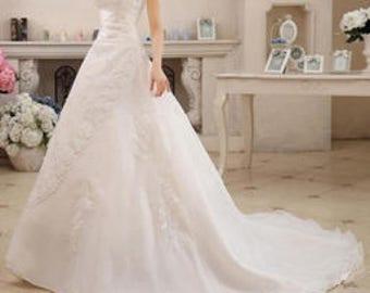 Vestido de novia Luz