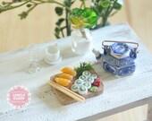 Miniature Sushi Platter (Salmon)