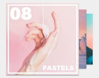 10 Pastel Lightroom Presets - Pastel Color