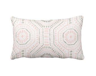 Blush Pink Pillow Cover, Pink Throw Pillow Cover, Decorative Throw Pillow,  Pink Pillowcase. Geometric Pillow, Pink Pillow Sham, Pink Pillow
