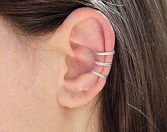 ear cuff,  ear cuff no piercing ear cuff cartilage ear cuff ear cuff fake helix pierce, clip on ear cuff, fake ear cuff