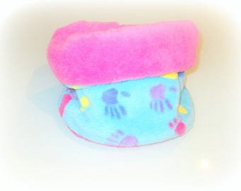 """""""The little toes"""" original Snood for children 1 to 4 years (one size)"""