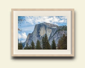 Yosemite Valley, Half Dome // Yosemite National Park