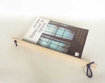 Blue bookmarks Navy small model