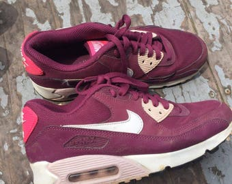 nike air max sneakers size 7