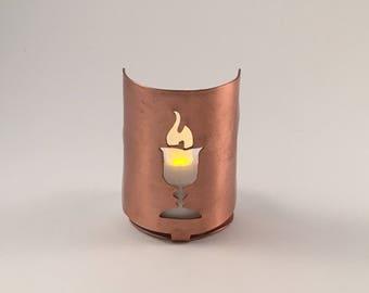 Goblet of Fire Harry Potter inspired tea light holder