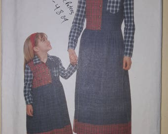 Butterick Pattern Mother/Daughter #5771