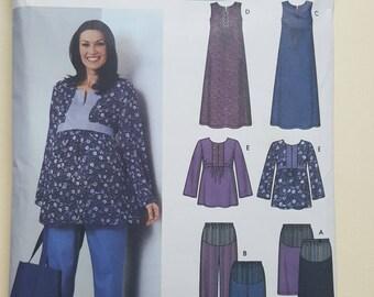 Simplicity Maternity Pattern Sizes 14-20  #5466