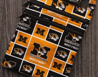 University of Missouri Mizzou Cross Body Purse